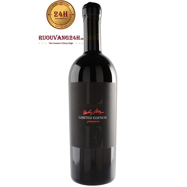 Rượu Vang LE Piedel Monaco Limited Edition Primitivo