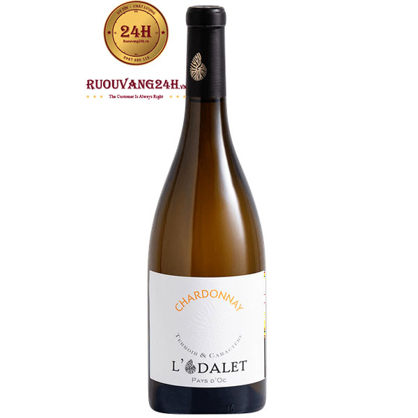 Rượu Vang L'Odalet Chardonnay
