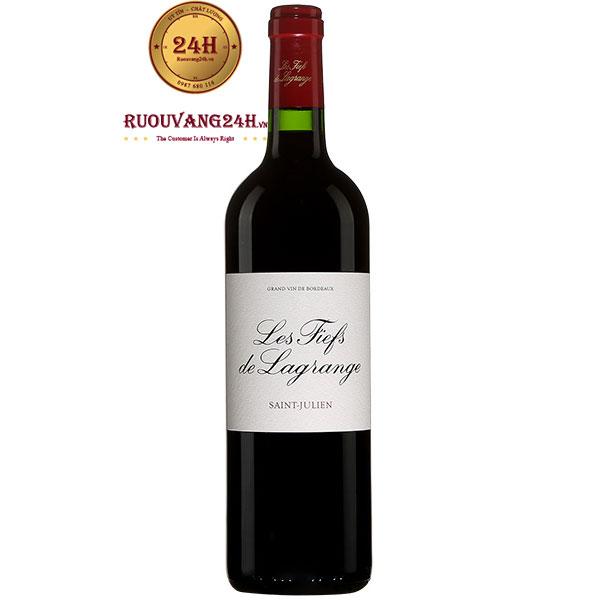 Rượu Vang Les Fiefs De Lagrange Saint Julien