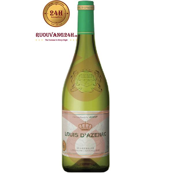 Rượu Vang Louis D'Azenac Vue Blanc
