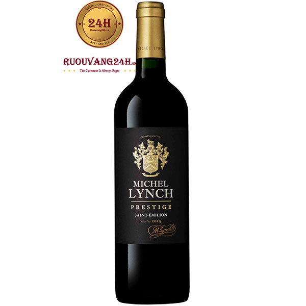 Rượu Vang Michel Lynch Prestige Saint Emilion