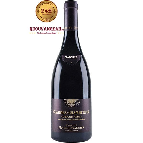 Rượu Vang Michel Magnien Charmes Chambertin