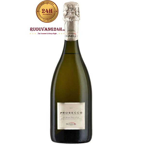 Rượu Vang Nổ Donelli Prosecco