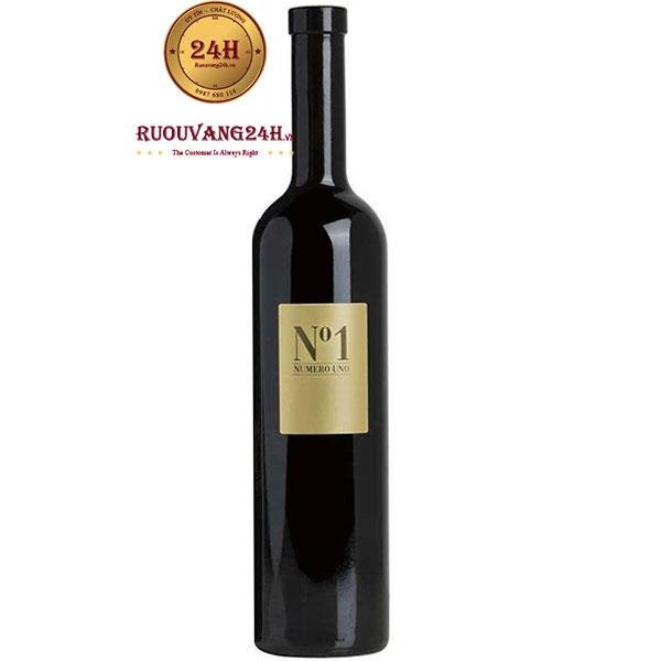 Rượu Vang PLOZZA NO 1 Numero Uno