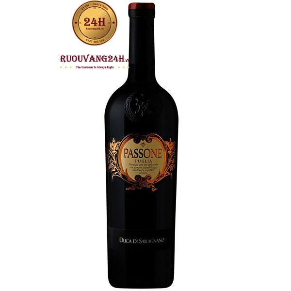Rượu Vang Passone Duca Di Saragnano