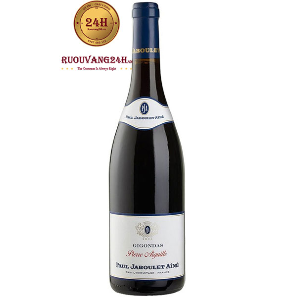 Rượu Vang Paul Jaboulet Aine Gigondas Pierre Aiguille