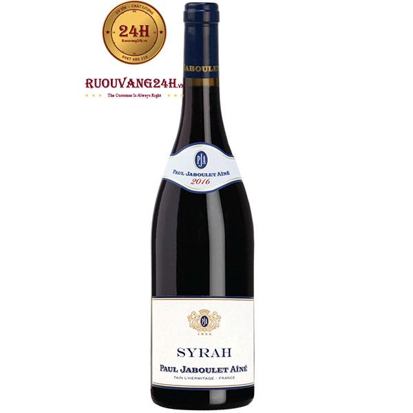 Rượu Vang Paul Jaboulet Aine Syrah