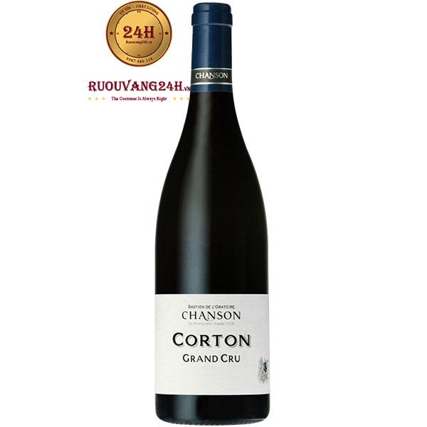 Rượu Vang Pháp Chanson Corton Grand Cru