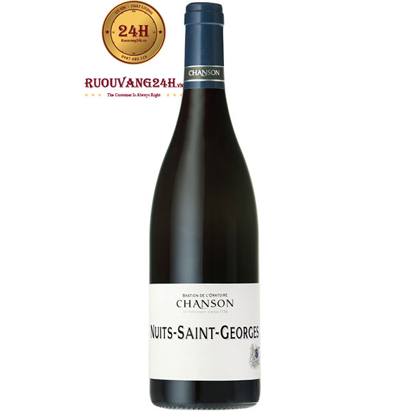 Rượu Vang Pháp Chanson Nuits Saint Georges