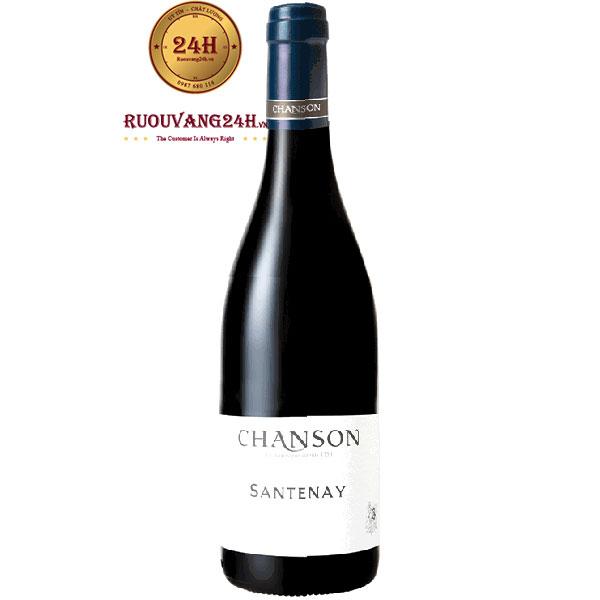 Rượu Vang Pháp Chanson Santenay