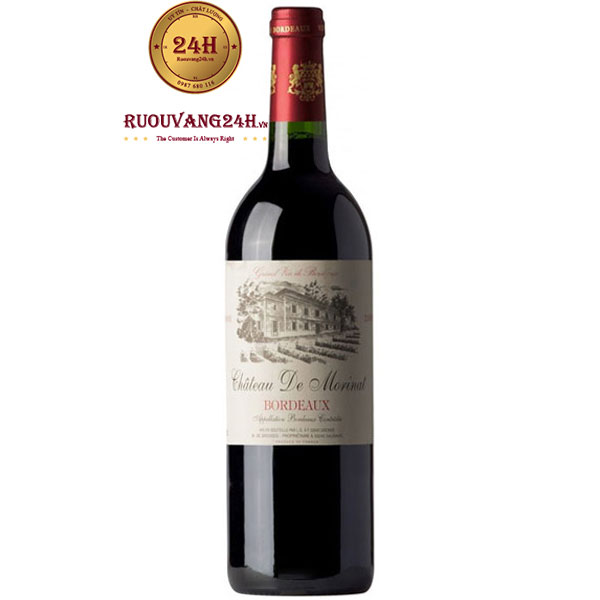 Rượu Vang Pháp Chateau De Morinat