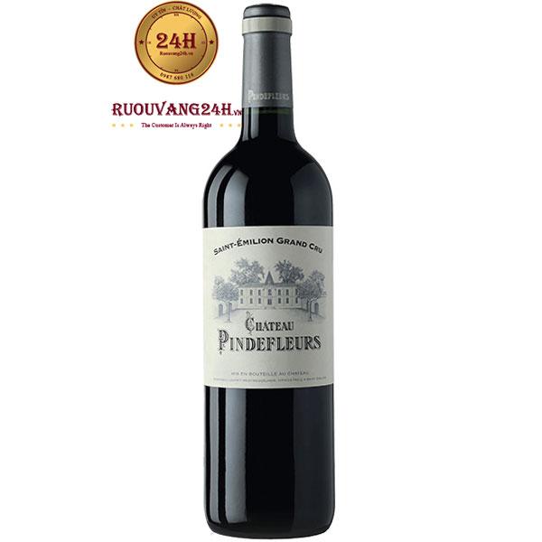 Rượu Vang Pháp Chateau Pindefleurs