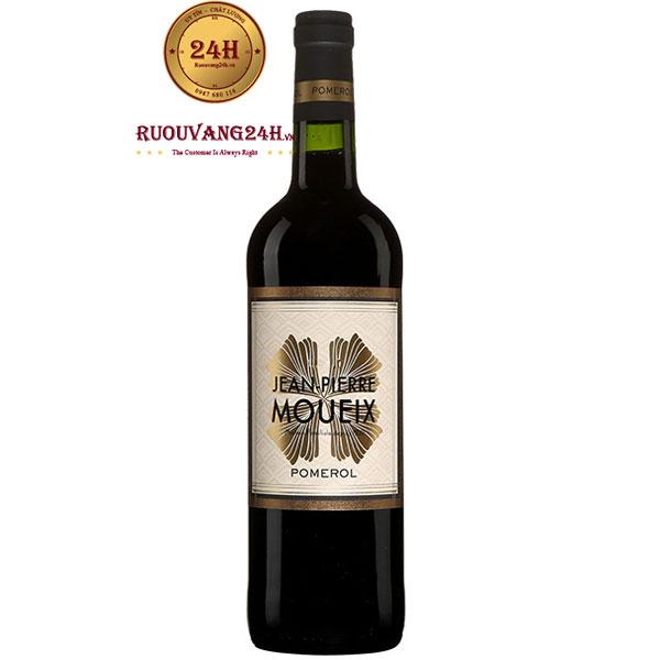 Rượu Vang Pháp Jean Pierre Moueix Pomerol