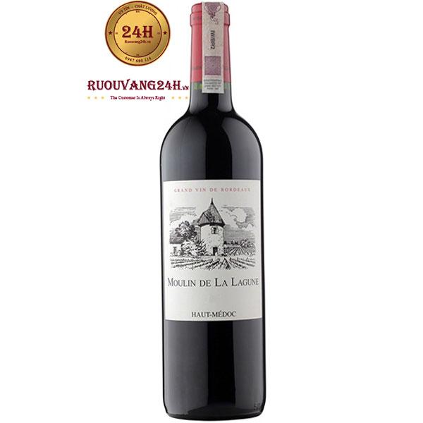 Rượu Vang Pháp Moulin De La Lagune Haut Medoc