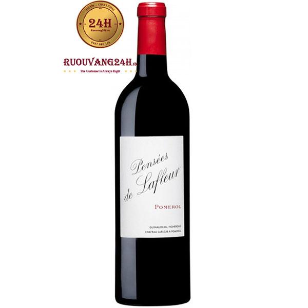 Rượu Vang Pháp Pensees De Lafleur Pomerol