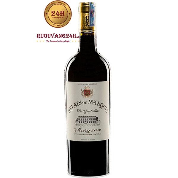 Rượu Vang Pháp Relais Du Marquis Margaux