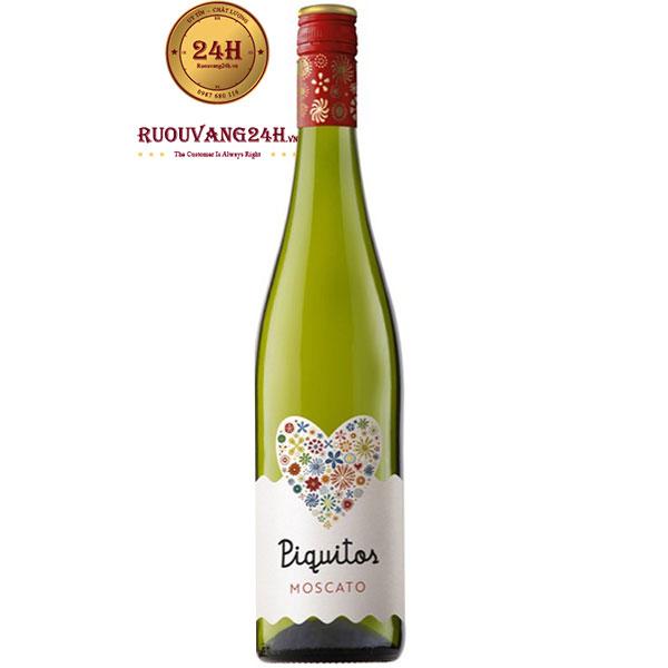 Rượu Vang Piquitos Moscato