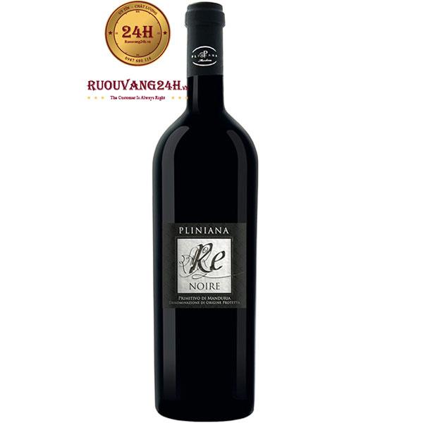 Rượu Vang Re Noire Pliniana