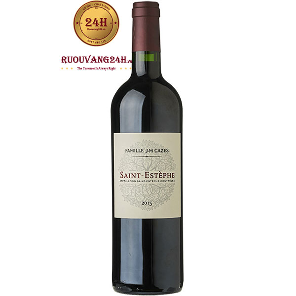 Rượu Vang Saint Estephe Famille JM Cazes