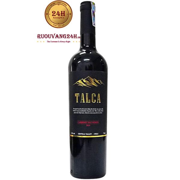 Rượu Vang TALCA Cabernet Sauvignon