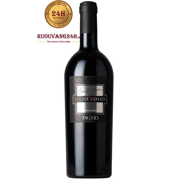 Rượu Vang Tagaro Muso Rosso