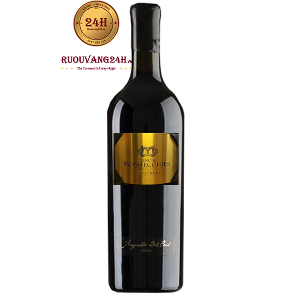 Rượu Vang Tenuta Montecchiesi Gold 23 Karat