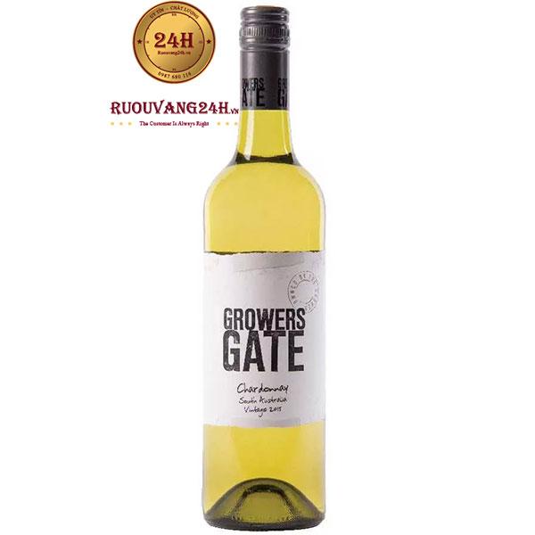 Rượu Vang Trắng Growers Gate Chardonnay