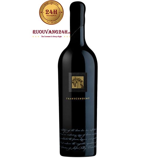 Rượu Vang Transcendent – Napa Valley