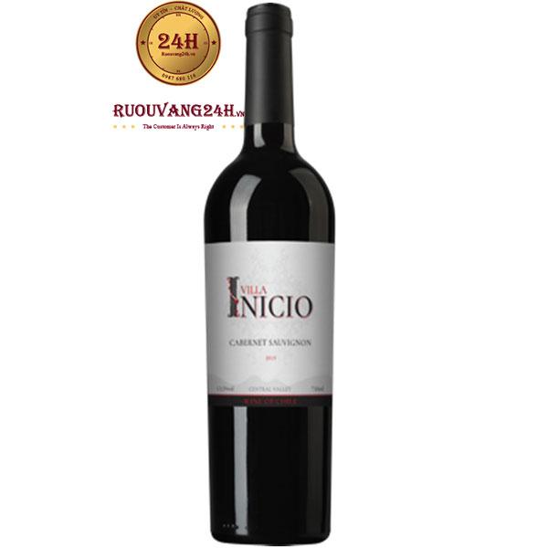 Rượu Vang Villa Inicio Cabernet Sauvignon