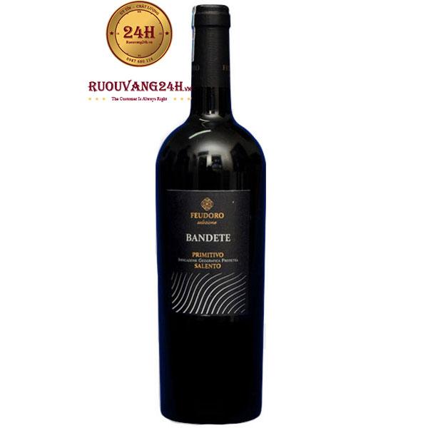 Rượu Vang Ý Bandete Primitivo