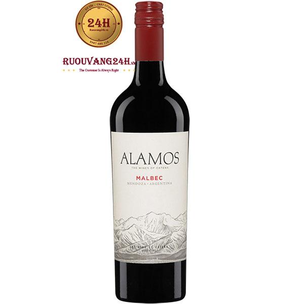 Rượu Vang Alamos Malbec