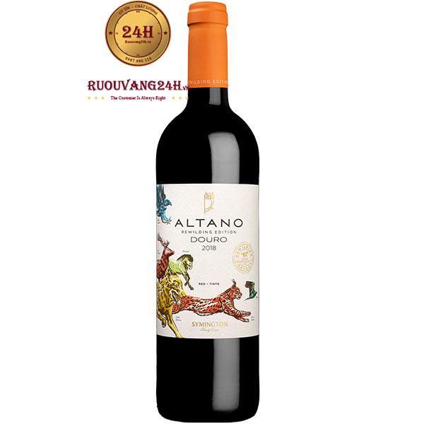 Rượu Vang Altano Rewilding Edition Douro