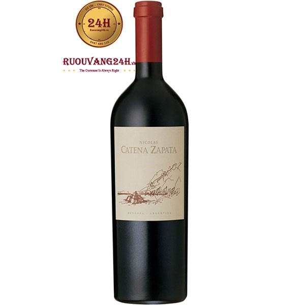 Rượu Vang Argentina Nicolas Catena Zapata