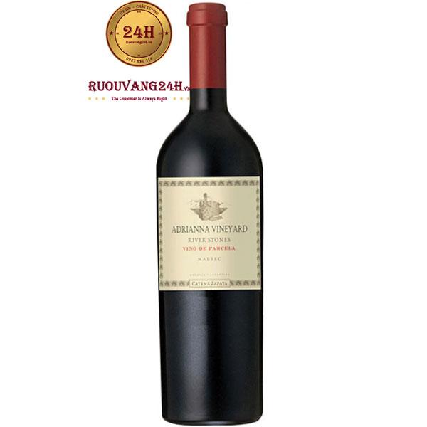 Rượu Vang Catena Adrianna Vineyard River Stones Malbec