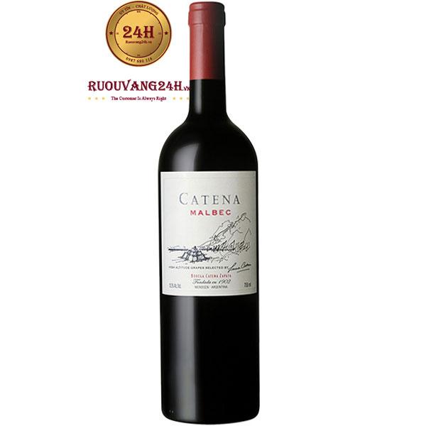 Rượu Vang Catena Malbec