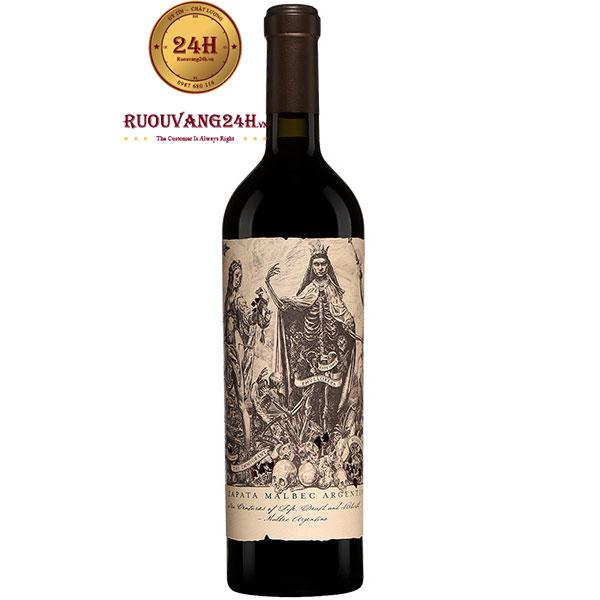 Rượu Vang Catena Zapata Malbec Argentino