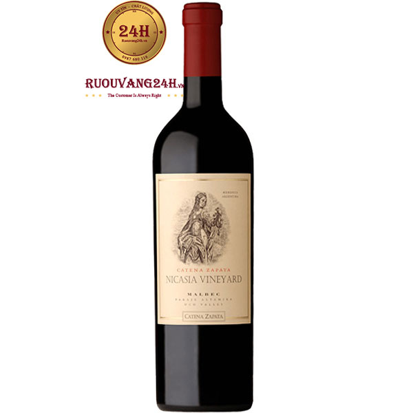 Rượu Vang Catena Zapata Nicasia Vineyard Malbec