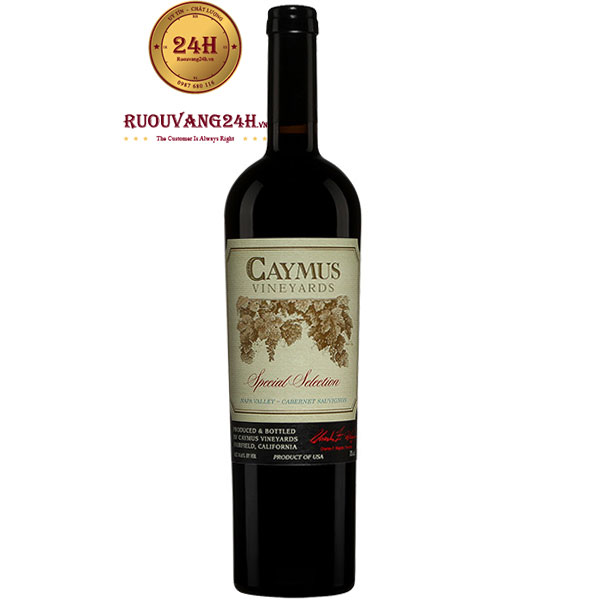 Rượu Vang Caymus Special Selection