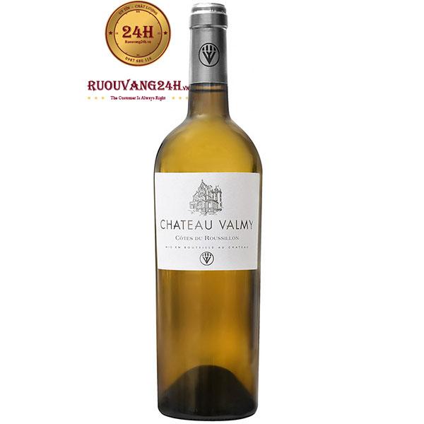 Rượu Vang Chateau Valmy Blanc