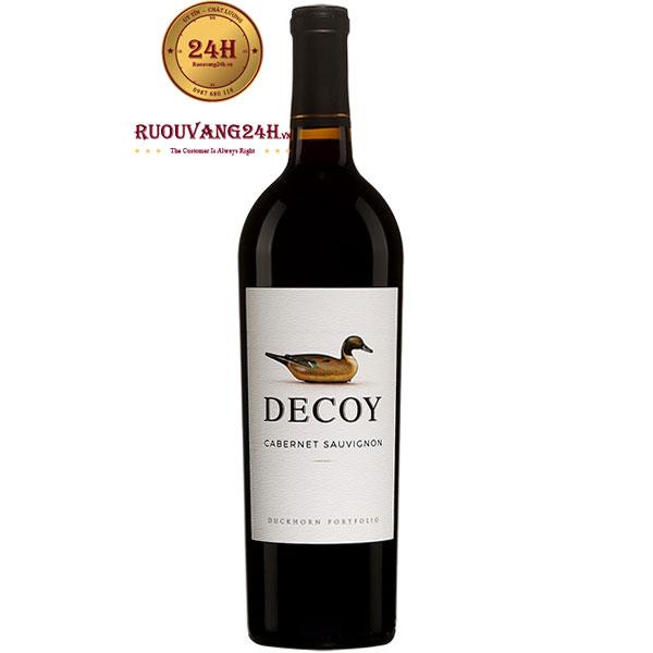 Rượu Vang Decoy Cabernet Sauvignon