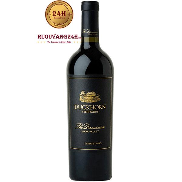 Rượu Vang Duckhorn Vineyards The Discussion Napa Valley