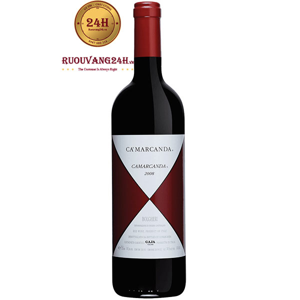 Rượu Vang Gaja Ca'marcanda Bolgheri