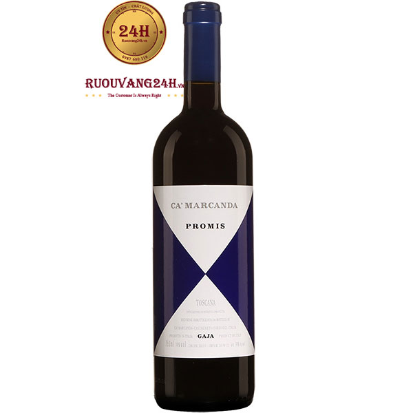 Rượu Vang Gaja Ca'marcanda Promis