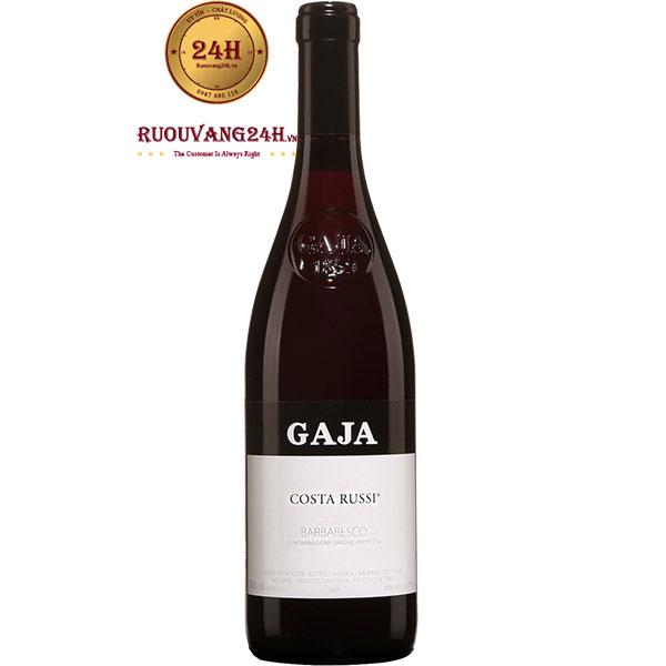 Rượu Vang Gaja Costa Russi Barbaresco