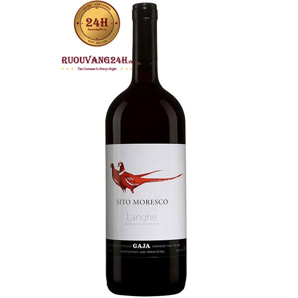Rượu Vang Gaja Sito Moresco Langhe