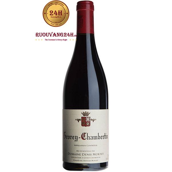 Rượu Vang Gevrey Chambertin Mes Cinq Terroirs