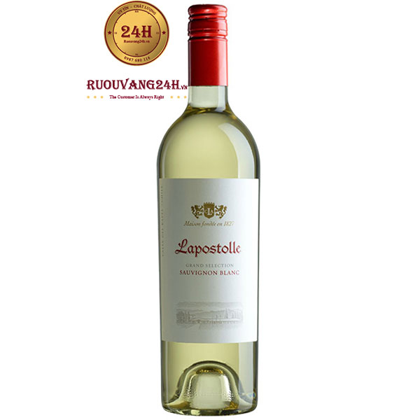 Rượu Vang Lapostolle Grand Selection Sauvignon Blanc