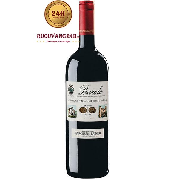 Rượu Vang Marchesi Di Barolo Barolo Tradizione