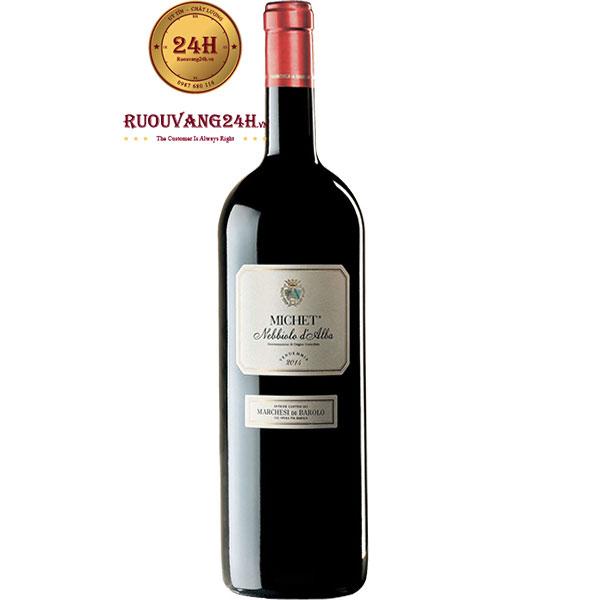 Rượu Vang Marchesi Di Barolo Michet Nebbiolo D'Alba