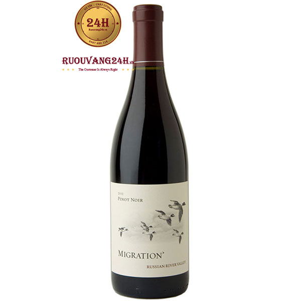 Rượu Vang Mỹ Migration Pinot Noir